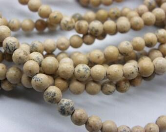 90-91 Peru beige 4 mm picture Jasper