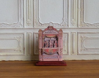 Child miniature scale 1: 12 accessory book decoration
