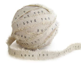 Personalized Ribbon 10 yards wedding favor personalised ribbons