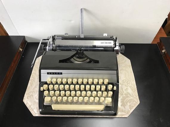 Adler cursive typewriter J-4