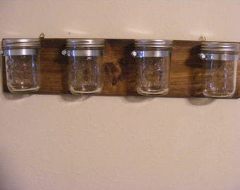Rustic Accessory Holder