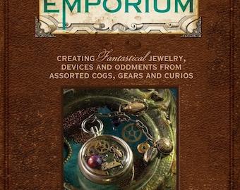 Signed Copy of Steampunk Emporium