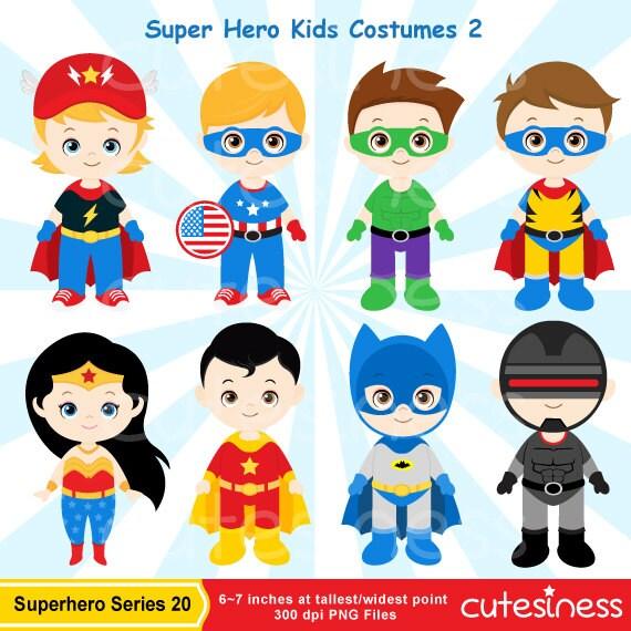 Superhero digital clipart superhero clipart superhero clip - Flash le super heros ...