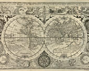 Maps world atlas world map poster 173 world atlas world map poster maps 128 gumiabroncs Images