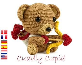 Crochet pattern Cuddly Cupid