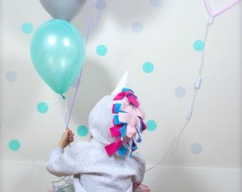 Girls Unicorn Outfit Unicorn Hoodie Girl Easter Gifts Baby Girl Unicorn Unicorn Outfit Unicorn Birthday Party Unicorn Birthday Outfit Gifts