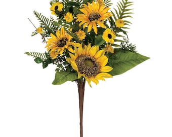 Sunflower Stem 25""