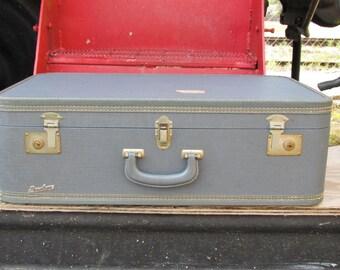 Vintage Fam-Line Suitcase