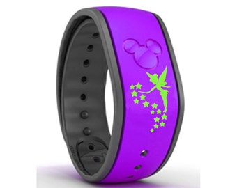 Tinkerbell Disney Magic Band Decal