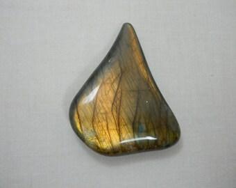 Labradorite (Red Flame) # 462