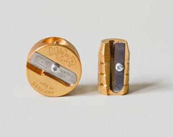 Spitzer en laiton, laiton taille-crayon, M + R grenade ou Doppelspitzer S001