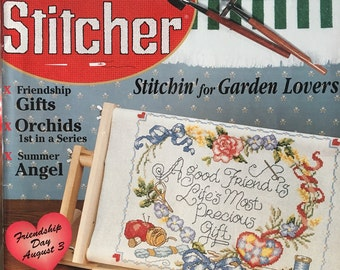 The Cross Stitcher Magazine 1997