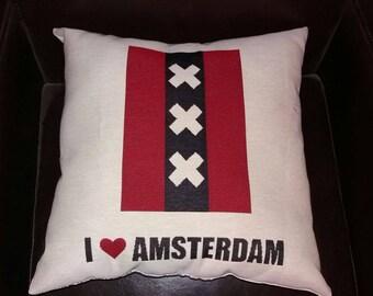 Beautiful cushion i amsterdam