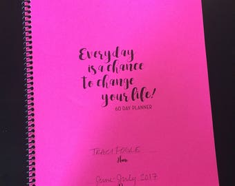 Network Marketing IPA 90 Day Planner *digital files only*