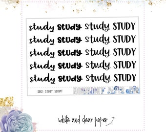 Study Script (S012)