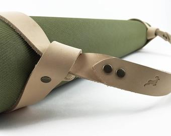 Yoga Mat Strap, Leather Yoga Mat Strap