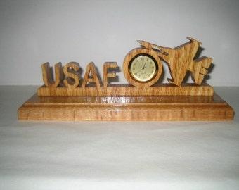 Air Force Clock