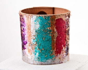 Turquoise Bracelets, Leather Jewelry, Turquoise Cuffs, Turquoise Wristbands, Turquoise Accessories