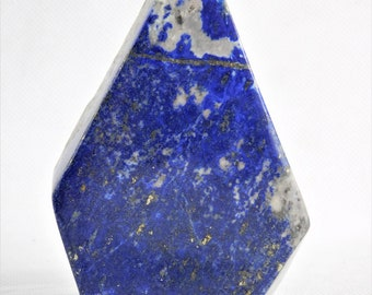 26) lapis lazuli Natural Blue Gemstone Crystal Fools Gold Pyrite Afghanistan