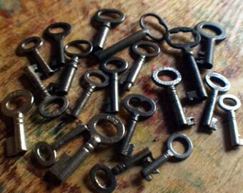 Trente clefs - Custom cueillies clés antiques - clés Vintage gros mixtes