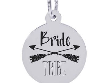 Bride tribe charms