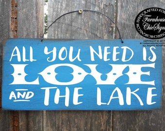 lake house decor, lake house wall art, lake house sign, lake sign, lake decoration, lake house decor, lake life, lake decor, cabin decor