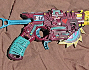 Borderlands Inspired Nerf Gun Kreig-Moxxi Mod