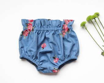 SIZE 2T/3T ll Flora bloomers