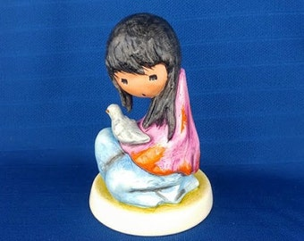 White Dove DeGrazia Figurine