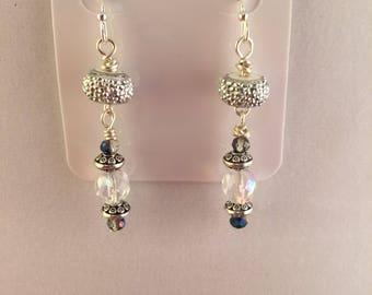 Crystal Diva Earrings