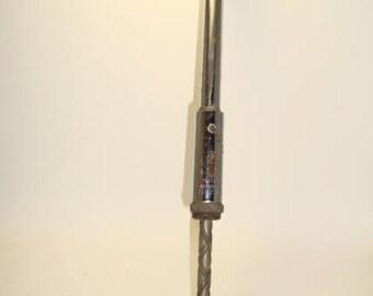 Old Ratchet Screwdriver, Vintage Hand Screwdriver, Flat Head Tip Screwdriver, Vintage Tool, Ratcheting Screwdriver, Metal Tool, Hand Tool