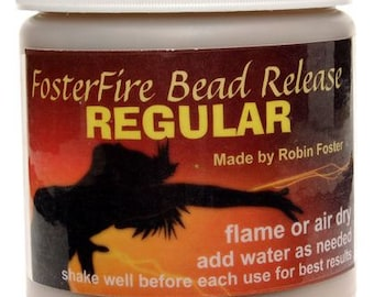 FosterFire Bead Release Regular formula, 18 oz. Flame or Air Dry