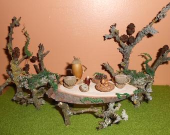 NEW / Woodland Fairy Tea Party