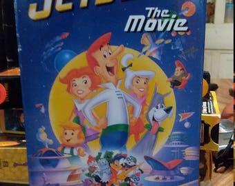 Jetsons the movie vhs//1990//cartoons//vintage cartoons//cartoon vhs