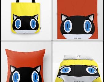 Peek a Boo Morgana - Persona 5 - mug, pillow, blanket, tapestry, tote Bag, etc available