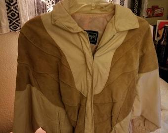 70s-80 Pink Jacket