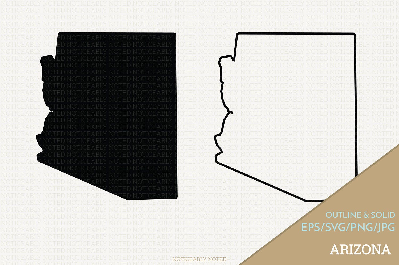 arizona vector state clipart az clip art arizona svg state png rh etsystudio com arizona clipart black and white arizona desert clipart