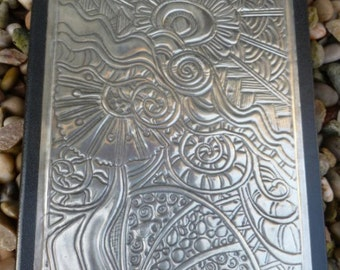 Pewter Bright New Day Journal