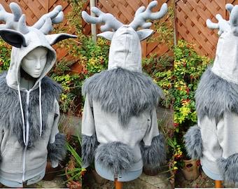 custom fursona hoodies