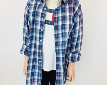 Vintage Abercrombie and Fitch Flannel Shirt
