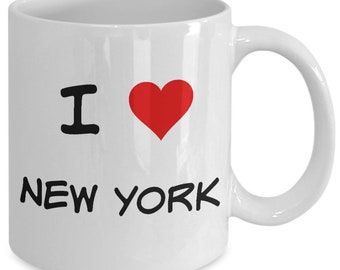 I Love New York - Coffee/Tea Mug
