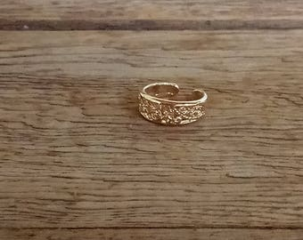 Midi ring, Simple gold ring, Thin ring, Gold stacking ring, Thin gold ring, Mid ring, Stacking ring, Skinny ring, Gold skinny ring