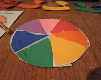 Wheel of the Week Lesson for Kids (Learn Days of the Week)