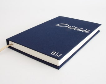 Goal Journal / Notebook - Unique Gift Idea for Daughter / Son - Range of Colours Available