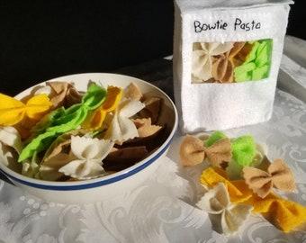 Felt Bowtie Pasta
