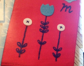 Pins and Needle Case - Pattern