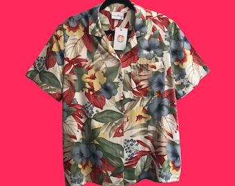 """Camisa 13 de la serie """"Androgynous"""" vintage unisex oversize 90s"""