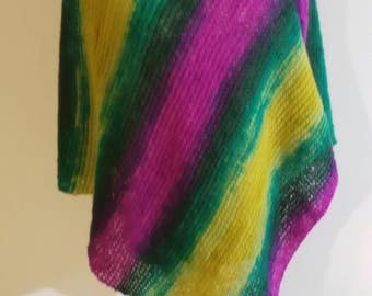 Poncho Spring Color