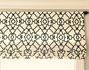 Regular LINING ONLY For Faux (fake) Flat Roman Shades, Valance.