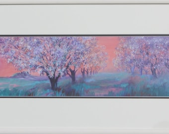 "Orchard Dreams of Tomorrow    22"" x 7.5"""
